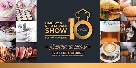 Bakery & Restaurant Show 2019 tickets