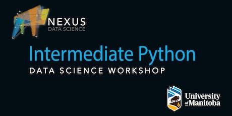 Intermediate Python tickets