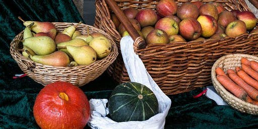 Pumpkin, Apple and Pear