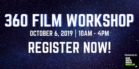 360 Film Workshop tickets