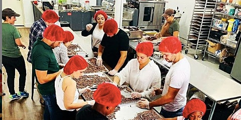 $5 Chocolate Factory Tour & Tasting