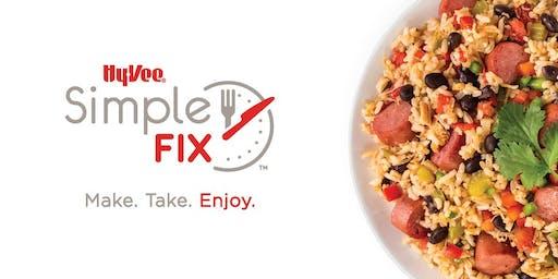 Dietitian's Choice Simple Fix Freezer Meal Class
