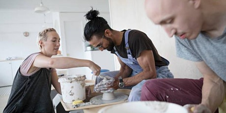 Pottery Evening Class - Toronto, Danforth: All Inclusive! tickets