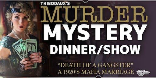 Murder Mystery Dinner In Thibodaux