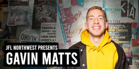 Gavin Matts tickets