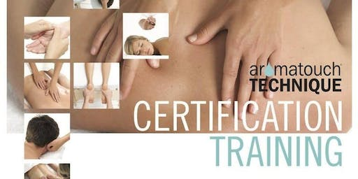 AromaTouch Certification Training in Phoenix (con traducción al español)