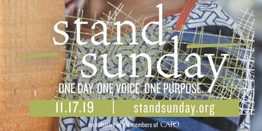 Stand Sunday