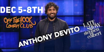 Stand Up Comedian Anthony Devito Live in Naples, FL