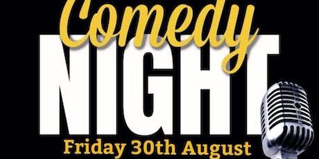 JPP Presents Comedy Night tickets