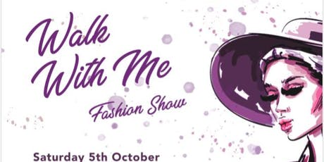Walk with me cork charity fashion show tickets
