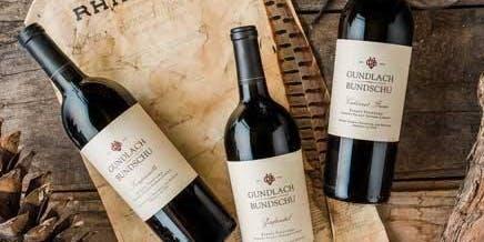 Food & Wine Pairing with Gundlach Bundschu Winery