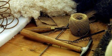 Waverley Workshops: Upholstery 101