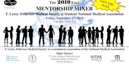 TLJMS & SNMA Fall 2019 Minority Mentorship Mixer