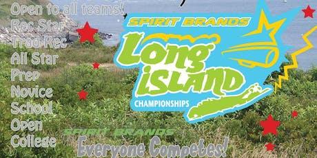 Long Island Championships tickets