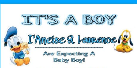 I'Aneise & Lawrence's Baby Shower tickets