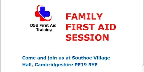 Family First Aid tickets
