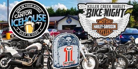 KCHD Bike Night at Canton Icehouse! tickets