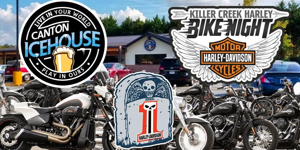 KCHD Bike Night at Canton Icehouse! Tickets, Tue, Oct 1
