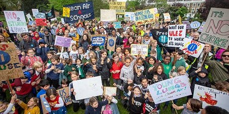 Clean Air for Children Protest tickets