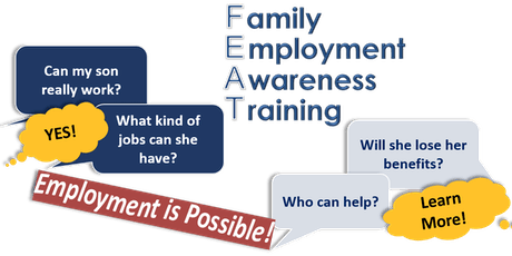 Wichita Family Employment Awareness Training February 29 & March 6, 2020 (9:00 - 4:00)  tickets