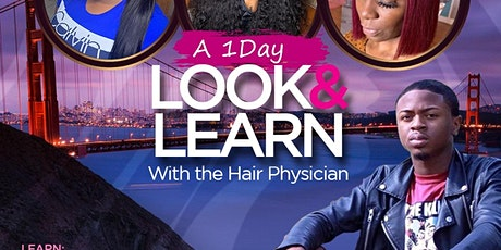 Goldslimelight Presents - A One Day Look & Learn with the Hair Physician. tickets