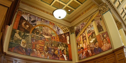 Tour of AAMLO (African American Museum and Library at Oakland)