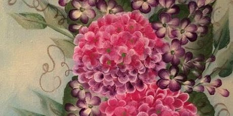 Decorative Painting Workshops at Foxglove Hollow tickets