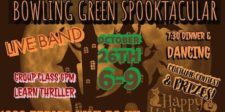 Bowling Green Spooktacular tickets