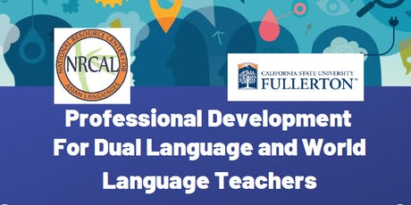 Professional Development for Language Teachers, Oct 12 2019 tickets