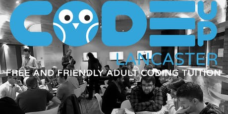 CodeUp Lancaster tickets