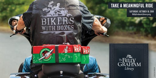 Bikers with Boxes 2019
