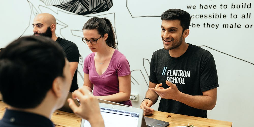 Office Hours with Campus Director | Flatiron School San