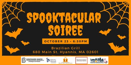 Spooktacular Soiree tickets