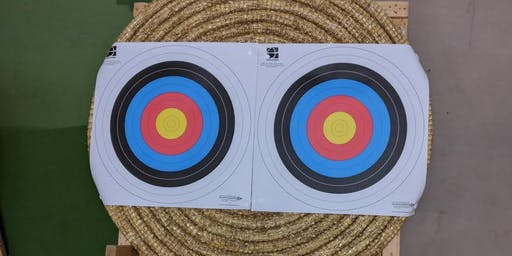 Target Archery Beginners Course - Autumn 2019