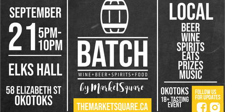 BATCH - Artisan Tasting Event - NEW! tickets