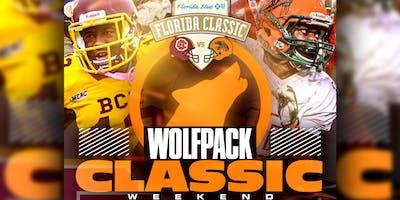 Wolfpack Florida Classic Weekend Friday Nov. 22-24 Orlando Fl.