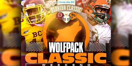 Wolfpack Florida Classic Weekend Friday Nov. 22-24 Orlando Fl. tickets