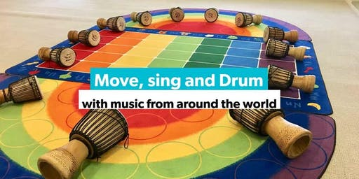 Rhythm Kids Free demo ages K-2