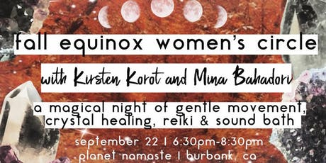 Fall Equinox Women's Circle tickets