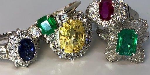 Vintage jewelry Estate Sale