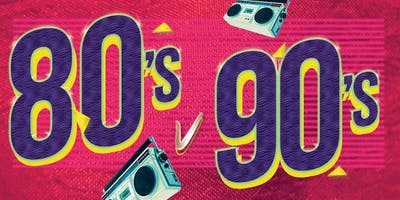 Good Life Presents 80s v 90s Charity Night
