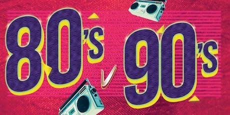 Good Life Presents 80s v 90s Charity Night tickets