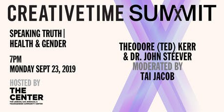 Creative Time Summit Speaking Truth | Health & Gender tickets
