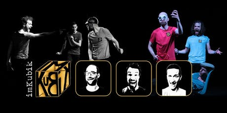 imKubik: Wordless, Physical Improv from Switzerland tickets
