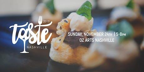Nashville LGBT Chamber TASTE tickets