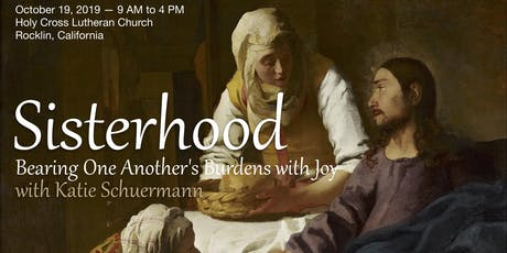 Sisterhood: Bearing One Another's Burdens with Joy (a Women's Retreat) tickets