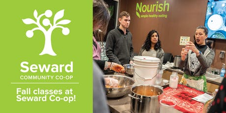 Nourish 101: Fermenting Veggies with Pickle Witch tickets
