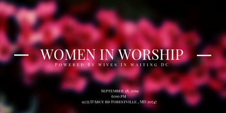 Women in Worship tickets