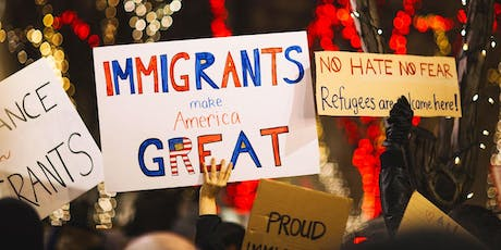 Democrats & Immigration:  Humanitarian Crisis and Worker Protections tickets