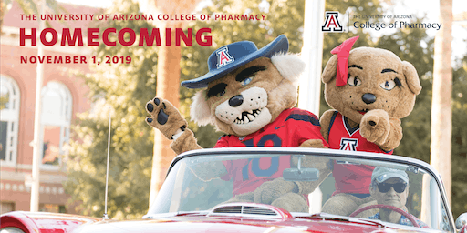 UA College of Pharmacy - Homecoming 2019